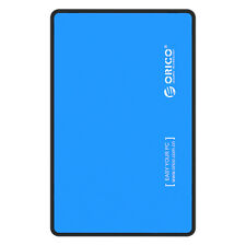 "ORICO USB 3.0 2.5"" Tool free SATA External HDD HD Hard Drive Disk Enclosure Case"
