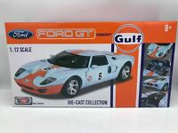 Ford GT  Gulf 2004  #6  - 1:12 MotorMax    >>SALE<<