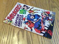 The Avengers #4 (Golden Records Reprint 1966, Marvel)!!!