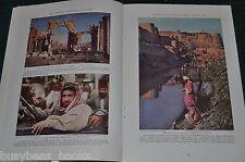 1932 magazine article AUTOMOBILE travel across Asia, China, natives history etc