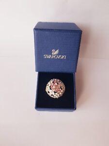 Swarovski ring, genuine, size 58 in box