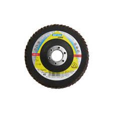 Klingspor 3216456 5 In x 40 Grit Metal Flap Disc