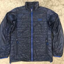 Mountain Hardwear Mens Thermostatic Jacket Navy Blue Size Small