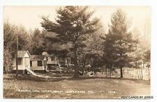 OSSIPEE LAKE CAMPS, WATERBORO, MAINE, ME