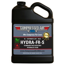 Standard Fire Resistant Synthetic Hydraulic Fluid Compressed Air Usa 1 Gal