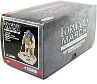 Corgi Forward March 1:32 Die Cast Figure Civilians At War United Nations Relief
