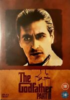 The Godfather Part 2 (DVD, 2-Disc Set, 2004) Like New