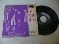 "THE PRETTY THINGS""DON'TBRING ME DOWN-disco 45 giri EP(4 brani)FONTAN UK 1965"""