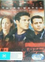THIRD WATCH - THE COMPLETE FIRST SEASON DVD GOOD COND 6 DISC SET REGION 4 2006