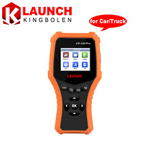 LAUNCH CR-HD PRO OBD2 Code Reader HOBD Auto-Diagnostic Tool Fit for Car/Truck