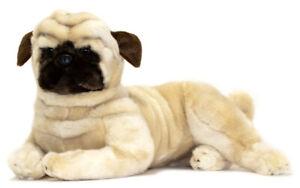 Bocchetta Pug Dog Kaos [42cm] Soft Plush Stuffed Animal Toy NEW