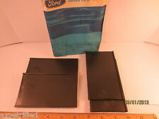 4 PCS FORD 1980/UP E-F100/150 ECONOLINE & TRUCK 2/W/D ANTI-SQUEAK SPRING INSERT