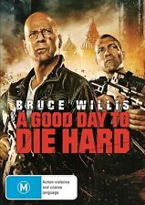 A Good Day To Die Hard (DVD, 2013)*Bruce Willis*R4*Like New