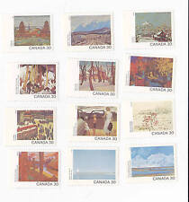 CANADA 1982 - CANADA DAY COMPLETE SET STAMPS - MNH
