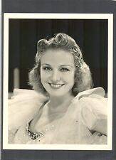 LOVELY BLONDE FLORENCE RICE - DBLWT PHOTO BY CLARENCE S BULL -APP WITH MARX BROS