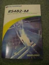 RS482-M AMD Athlon 64/Athlon 64 Fx Procesador Guía del usuario