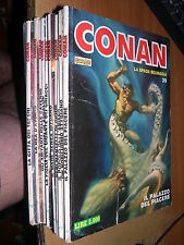 CONAN SPADA SELVAGGIA n° 39- ED. COMIC ART - SAVAGE SWORD