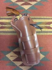 Uberti Pietta Cimarron Black Powder Army Navy 7.5 Barrel Western Leather Holster