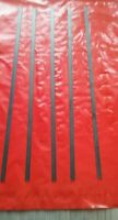 Spring steel strip Spring band steel 9.5mm x 1.5mm X 500mm CS95  carbon steel.