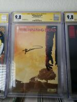 The Walking Dead #193 1st Printing CGC 9.8 SS - Final Issue! Image Comics