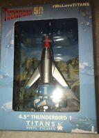 "Thunderbirds Thunderbird 1 Titans 4.5"" - New In Box"