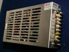 ETA-USA POWER SUPPLY 50 WATT AC-DC CONVERTER VTC01A SERIES 3 OUTPUT 12V 5V VOLT