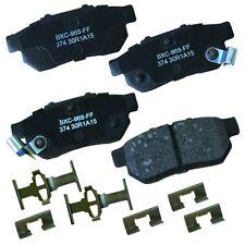 Disc Brake Pad Set-Stop Ceramic Brake Pad Rear Bendix SBC374