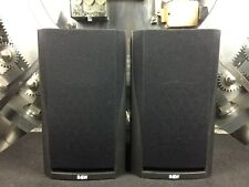 B&W DM302 Prism Bookshelf Speaker Pair
