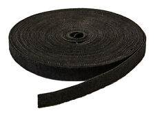 """1/2"""" Inch Roll Hook and Loop Reusable Cable Ties Wraps Straps 10M 33ft"""