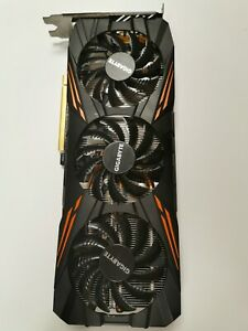 Gigabyte Nvidia GeForce GTX 1080 G1 Gaming 8G
