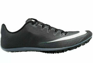New Nike Zoom 400 Men Size 9 Track Sprint Spikes Black Indigo AA1205-005 EUR42.5