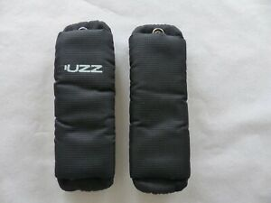 Quinny Buzz Shoulder Pads in BLACK  (more pushchair spares in our shop) #3
