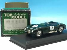 TOP MODEL JAGUAR C TYPE WINNER LE MANS 1953 TMC030 1/43