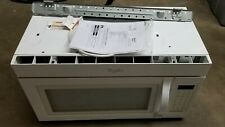 Whirlpool 1.7 cu. ft. Over the Range Microwave With Mounting Bar and Manual
