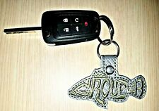 Grouper Fish Keychain
