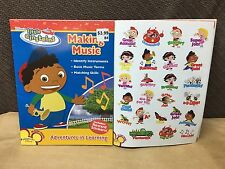 new Disney Little Einsteins making music activity Book