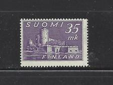 Finland - 280- Mnh - 1949 Issues - Castle In Savonlinna