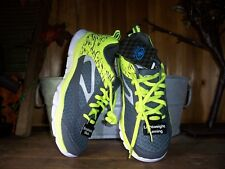 Athletic Works Boys Athletic Shoes Size 4 Green Gray Kids Schools Shoes Sports