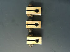 Cessna Trim Cable Stops, P/N 0411523 - Block (x3)