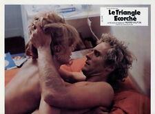 SEXY SABINE GLASER LE TRIANGLE ECORCHE 1975 VINTAGE LOBBY CARD ORIGINAL #7