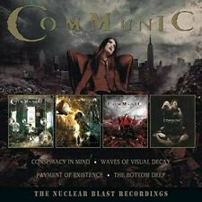 CD de musique pour Métal, nuclear blast