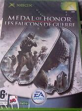 """JEU XBOX """"Medal Of Honor : Les Faucons De Guerre"""" - VF - NEUF SOUS BLISTER"""