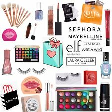 Unique Woman Makeup Beauty Box New Makeup From Sephora, Drugstore, & BH Cosmetic