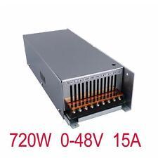 IN 220V Adjustable 0-48V Switching Power Supply 48V 15A 720W for Motor equipment