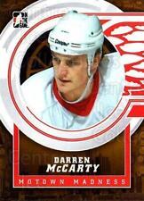 2012-13 ITG Motown Madness Gold #97 Darren McCarty