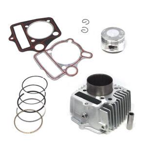 Engine Cylinder Kit 54mm 110 to 125cc fit for HONDA CRF110 TRX110 Dirt Pit ATV