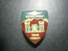 United Nations Truce Supervision Organization TEAM CITADEL OFFICIAL PIN