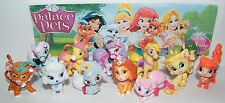 Disney Palace Pets Deluxe Set of  12 Mini Figures featuring Puppies, Kittens Etc