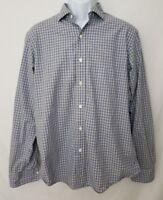 Polo Ralph Lauren Mens Large Multicolor Plaid Long Sleeve Button Dress Shirt EUC