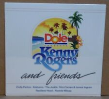 Dole Presents Kenny Rogers and Friends vinyl LP SEALED Dolly Parton Kim Carnes